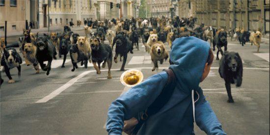 【犬版 猿の惑星】250匹の犬が街を暴れる映画『ホワイト・ゴッド 少女と犬の狂詩曲』
