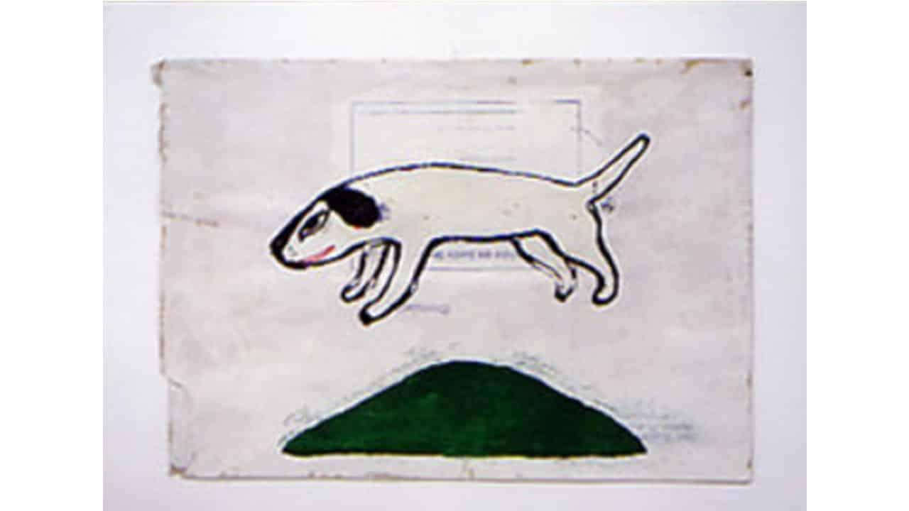 あおもり犬はこうして生まれた年代順で見る奈良美智の犬18作品いぬころ